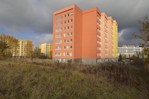"Žilinská univerzita- Internát blok ""G"""